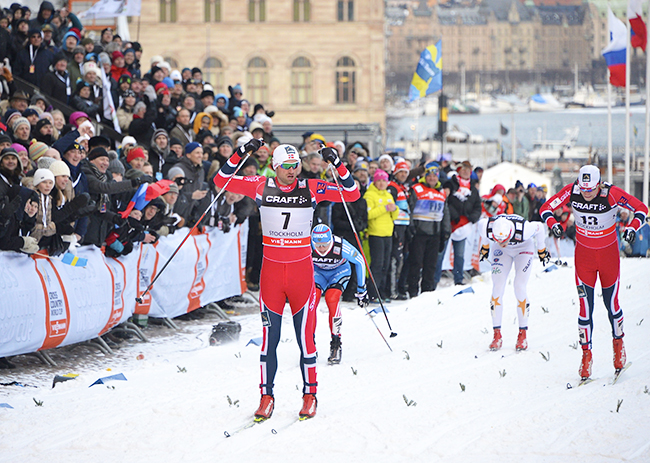 Petter Northug Olympic Games suspension