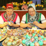 Sorbian folk art - Easter