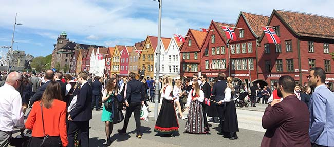 Bergen ancestry