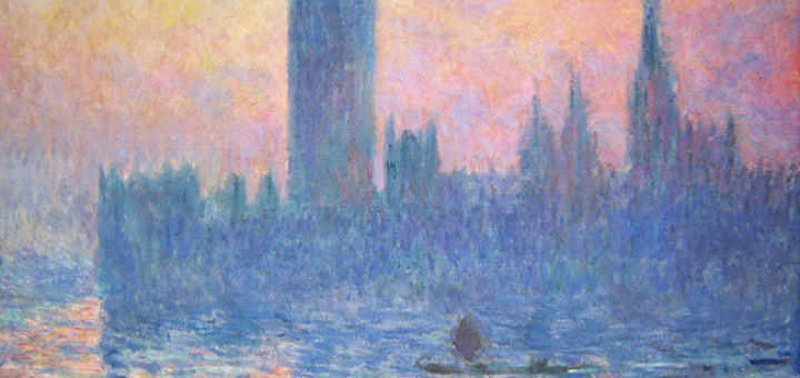 Monet for Nothing by Lee Hammerschmidt