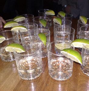 Bonanza of tequila