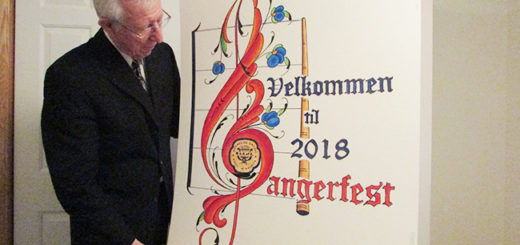 Sangerfest 2018