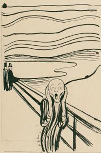 Munch sketches