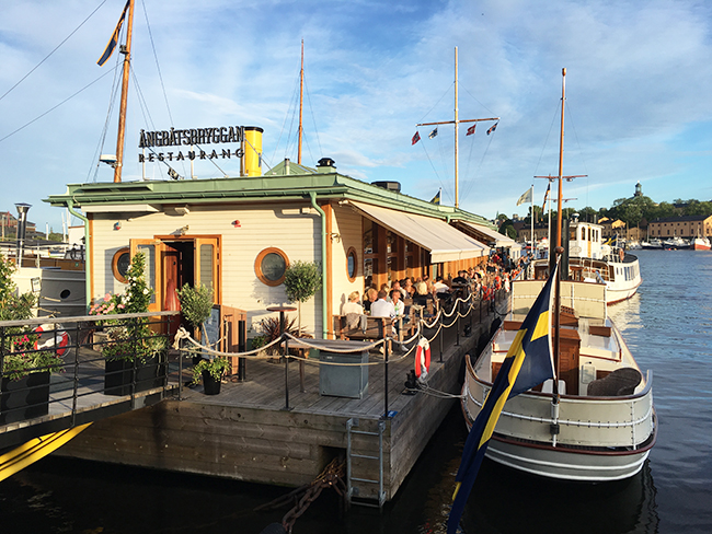 Scandinavia - Stockholm