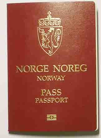 Image result for norwegian passports