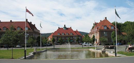 garden cities - Ullevål Hageby