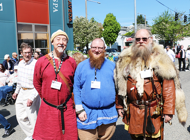 Nordic Museum opening - volunteers