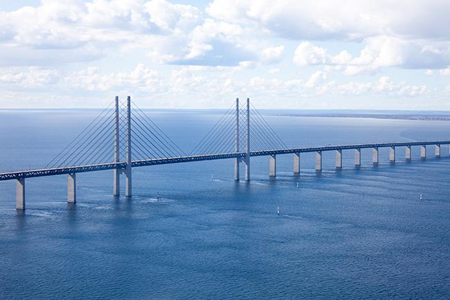 Scandinavia - Öresund Bridge