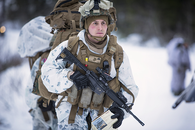 Marines Norway