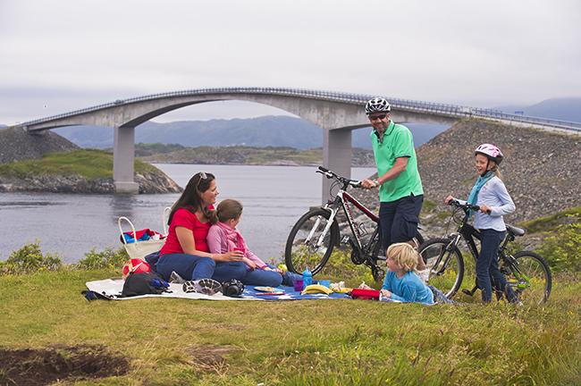 Norwegian picnic