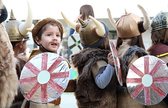 Halloween Vikings