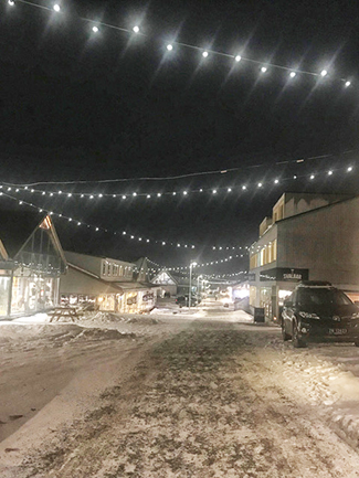 Christmas in Longyearbyen